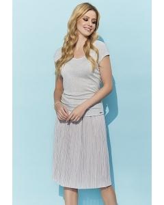 Летняя плиссированная юбка Zaps Lotta