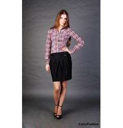 Стильная юбка-баллон