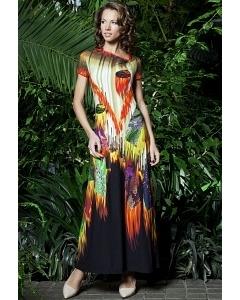 Длинное платье Topdesign Premium PA3 03