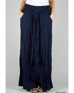 Длинная летняя юбка Emka Fashion 366-orleans