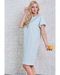Летнее платье-миди TopDesign A8 108
