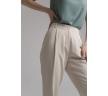 Укороченные брюки-бананы Emka D042/tobago