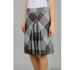Стильная молодежная юбка | 226-patty