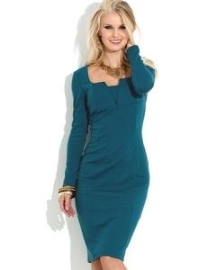 Платье-футляр Donna Saggia DSP-111-35t