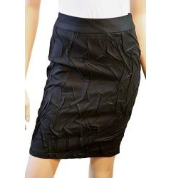 Чёрная юбка Golub