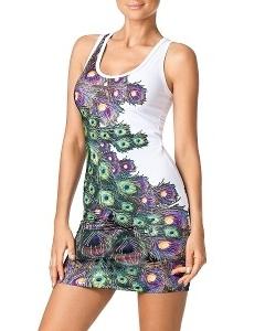 Платье пляжное Charmante WQ281306 Indira