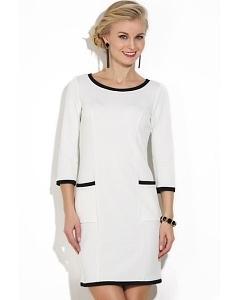 Прямое платье Donna Saggia DSP-137-2t