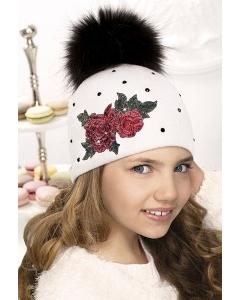 Польская шапка для девочек Willi Vera