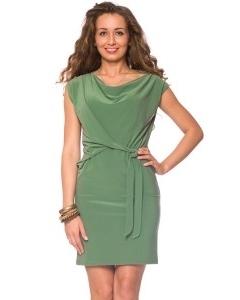 Платье без рукавов | DSP-72-36t