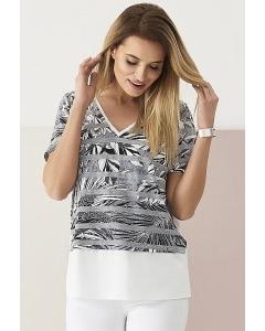 Блузка с коротким рукавом Sunwear Q10-3-30