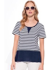Блузка с полоску Sunwear W53
