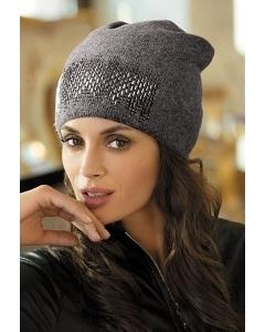 Тёплая шерстяная шапочка Kamea Estele