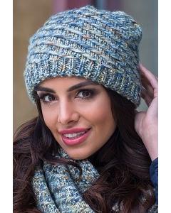 Недорогая женская шапка Kamea Dorota