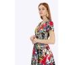 Платье-миди с короткими рукавами Emka PL830/olbana