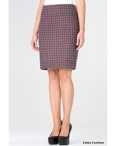 Шерстяная юбка Emka Fashion 424-katarina