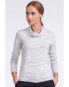 Стильная трикотажная блузка Sunwear U16