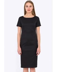 Платье с коротким рукавом Emka Fashion PL-585/blossom