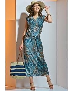 Платье TopDesign (коллекция 2014) A4 012