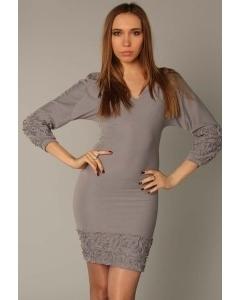 Короткое платье | 3380