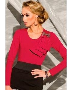 Красная блузка Zaps Silvia