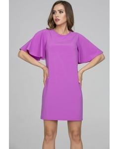 Коктейльное платье пурпурного цвета Donna Saggia DSP-318-28