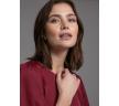 расная блузка А-силуэта Emka B2513/fibula