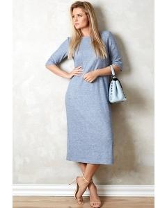 Платье с рукавом 3/4 TopDesign A20 019