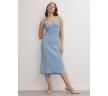 Утончённое трикотажное платье Emka PL1182/vencent