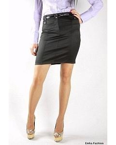 Офисная мини-юбка Emka Fashion   308-nobi