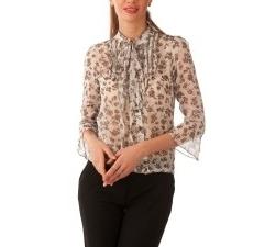 Повседневная блузка Golub | Б800-1242