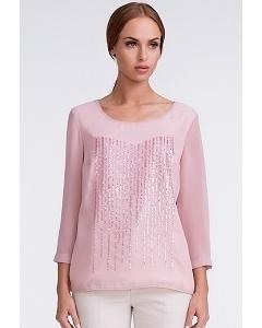 Розовая блузка Sunwear U28