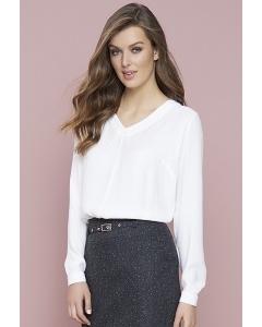 Блузка с V-образным вырезом Zaps Chika