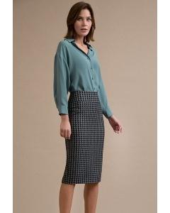 Шерстяная юбка Emka S605/gipsy