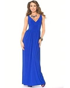 Длинное летнее платье Donna Saggia   DSP-40-7t