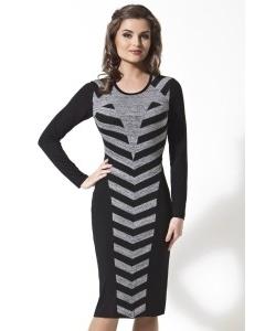 Облегающее платье TopDesign   B2 068