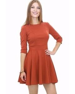Коктейльное платье Donna Saggia