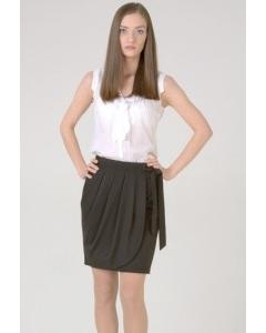 Чёрная короткая юбка | 241-brianna