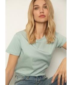 Женская футболка из хлопка Emka B2579/stella