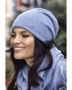 Молодежная двойная шапка-колпак Kamea Anna