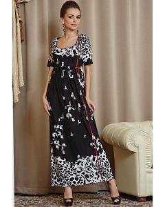 Длинное платье TopDesign Premium PA4 45