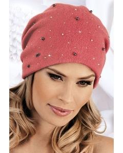 Тёплая женская шапка из шерсти Willi Malika