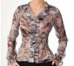 блузка из шёлка в интернет-магазине