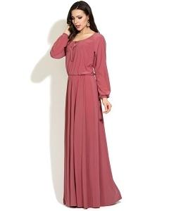 Длинное платье Donna Saggia DSP-28-9t