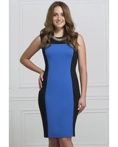 Платье из плотного трикотажа Rosa Blanco 3079-1-45