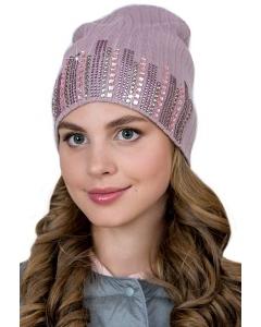 Женская двойная шапка Landre Стефания