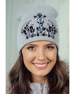 Молодёжная шапка-бини Landre Принцесса