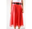 купить красную юбку