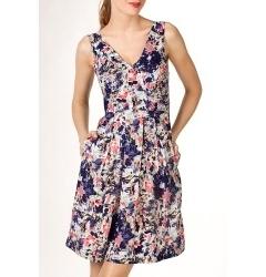 Летнее платье из 100 % хлопка