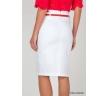 купить юбку белого цвета