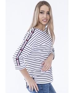Женская хлопковая блуза M.Hajdan BL1103